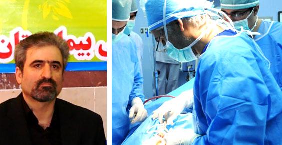 راه اندازی نخستین بخش جراحی فک وصورت در شمال کشور