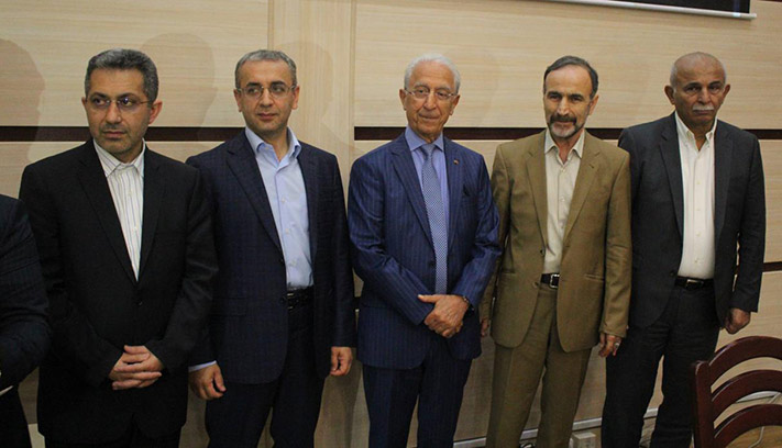 افتتاح دانشکده توانبخشی دانشگاه علوم پزشکی بابل با حضور پرفسور سمیعی